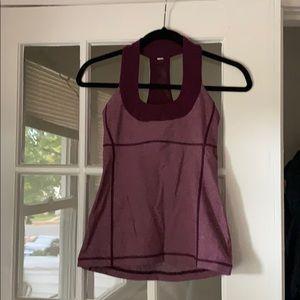 Lululemon workout/ yoga top - Size 6
